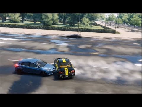 THE CREW DRIFT CINEMATIC ALL WHEEL DRIVE!!!