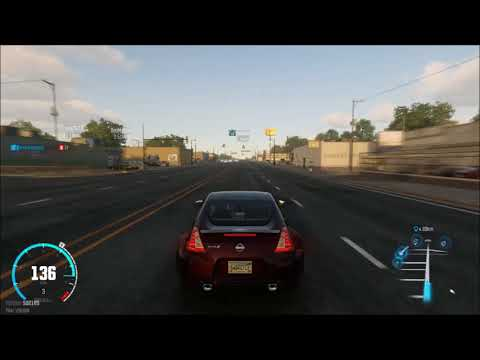The Crew - Test Nissan 370Z (2013) SK/UK ( James May ?). gameplay 1