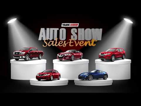 Yark Nissan - Auto Show Sales Event - Rogue Lease Offer - 15s