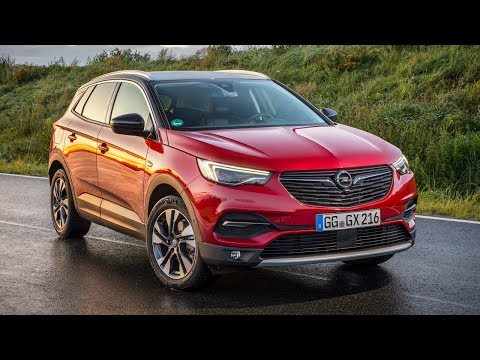 2018 Opel Grandland X - Ready To Fight Peugeot 3008 !