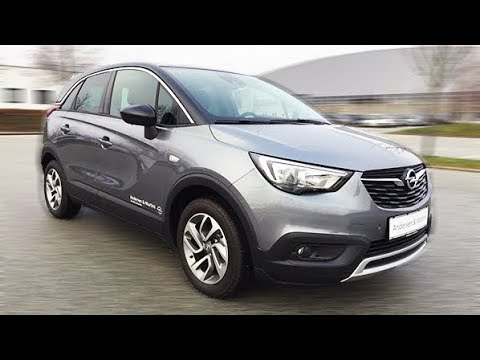 Opel Crossland X - 2018 review