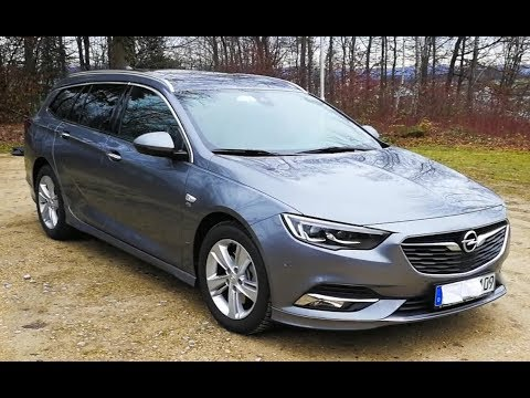 Opel Insignia B 2017 / 2018 Sports Tourer OPC Line deutsch (Vauxhall/Buick Regal)