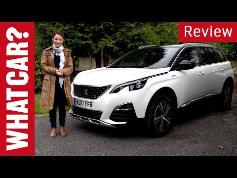 2018 Peugeot 5008 review – is it our new favourite large SUV? | What Car?