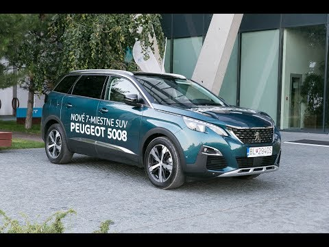 Do podrobna: Peugeot 5008 Allure+ GT a jeho technologick? v?bava