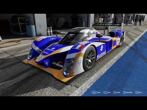 FORZA Motorsport 7 - 2011 Peugeot Team Matmut 908 - Car Show Speed Crash Test .