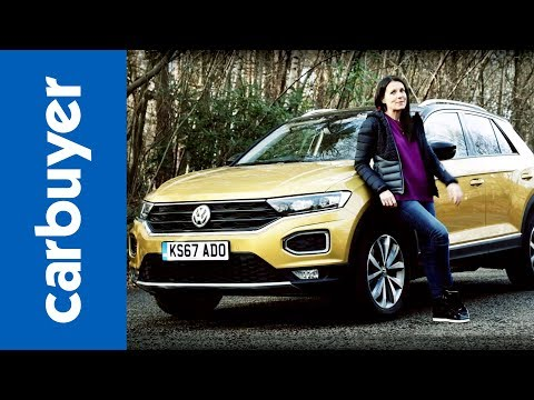 New Volkswagen T-Roc review 2018 - how does stylish Golf-based SUV stack up? - Carbuyer
