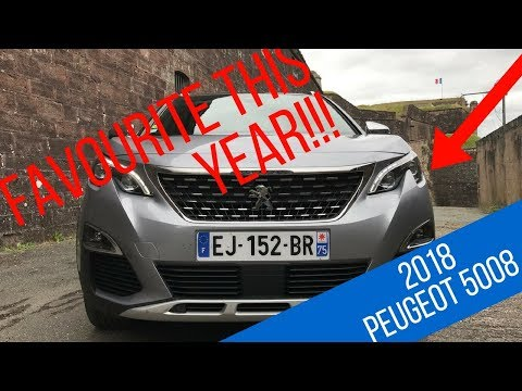 Our Favourite This Year!!  2018 Peugeot 5008