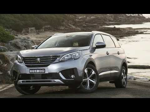 Peugeot 5008 (2018) Review