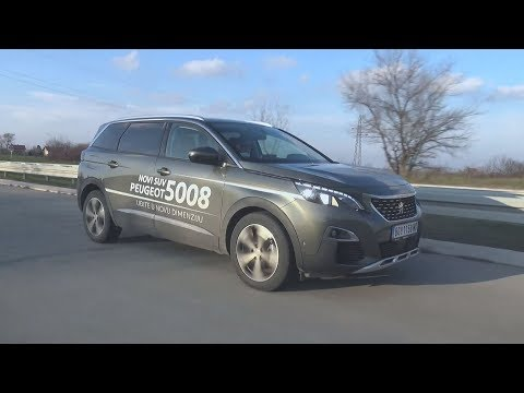 Peugeot 5008 Road test by Miodrag Piro?ki