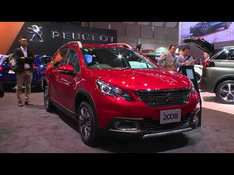 PEUGEOT: The 45th Tokyo Motor Show 2017