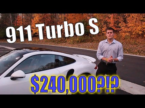 Is The 2017 Porsche 911 Turbo S Really Worth $240,000?