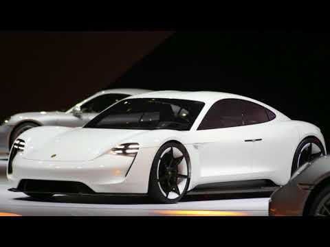 New Cars :  Porsche Mission E could have 3 variants up to 670 hp