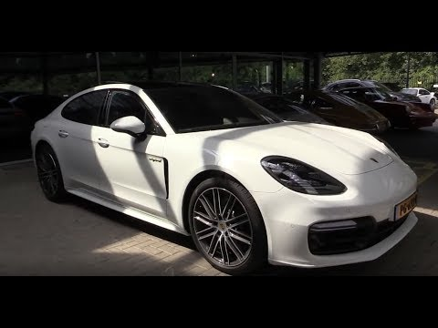 Porsche Panamera 2018 Review - Interior Exterior and test drive