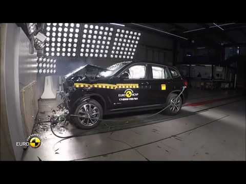 WOW! 2018 Porsche Cayenne Crash Test #Auto Drive