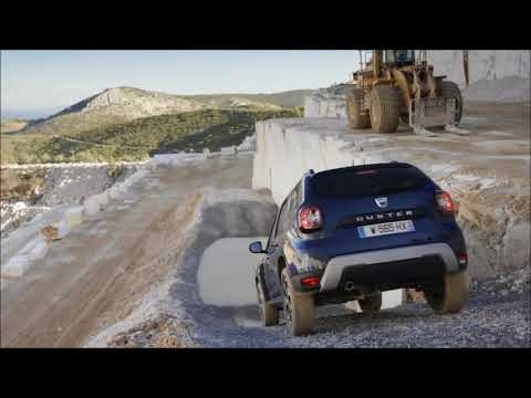 2018 New Dacia Duster 4x4 Official off Road Driving Video !!