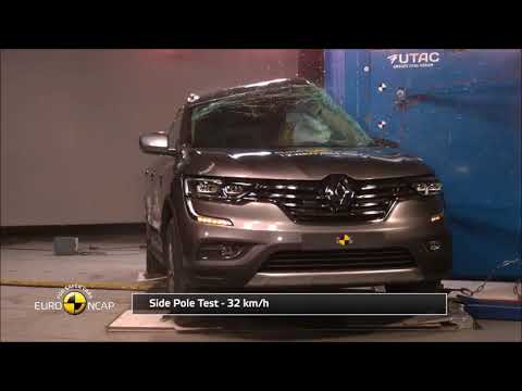 2018 Renault Koleos - Crash Test