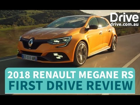 2018 Renault Megane RS First Drive Review | Drive.com.au