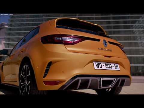 All New Renault Megane R.S III 2018 Exterior Interior Drive