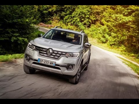 Diesel Performance Test Renault Alaskan 2018