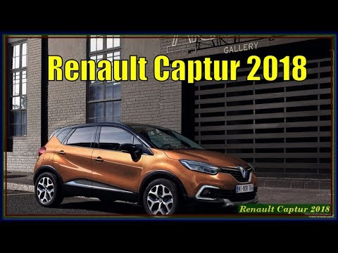 New Renault Captur 2018 Review And Specs