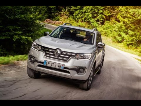 Powerful Engine Test Renault Alaskan 2018