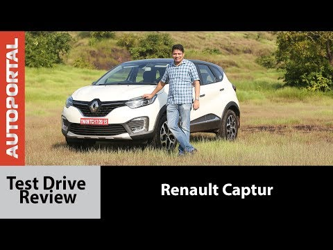 Renault Captur - Test Drive Review - Autoportal
