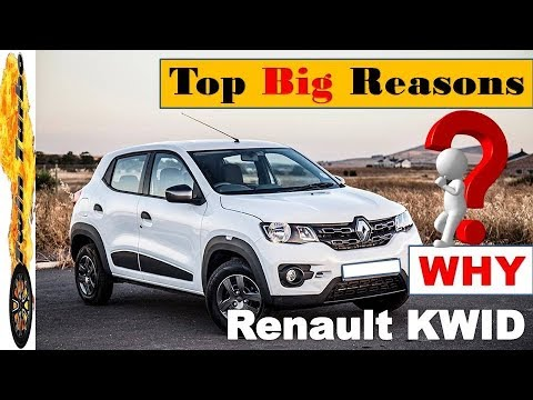 RENAULT KWID REVIEW 2017 | TOP REASONS TO PERCHES RENAULT KWID