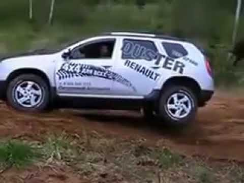Test drive  Renault Duster