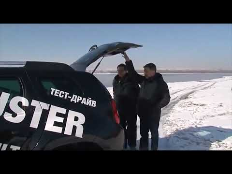 test drive  Renault Duster МКП