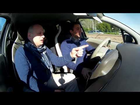 Test Drive Renault Zoe R90