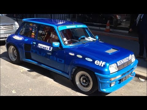 Test drive this incredible Renault 5 Turbo 1 ( HD )