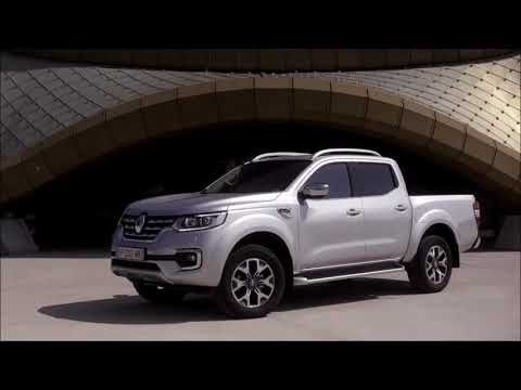 UPDATE! 2018 Renault Alaskan interior Exterior and Drive #Auto Drive