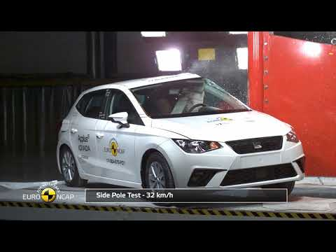 2017 Seat Arona Crash Test