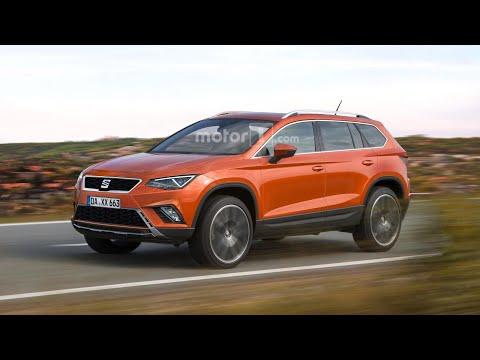 2018 SEAT ARANDA New Three-Row SUV