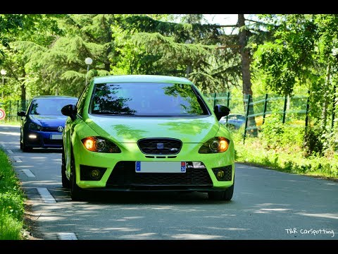 [350 HP] Seat Leon Cupra R with Anti-Lag ! Stage 2 by TLS Motorsport