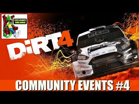 DIRT 4 COMMUNITY EVENTS #4
