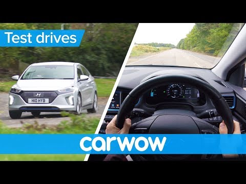 Hyundai Ioniq hybrid 2018 POV review | Test Drives