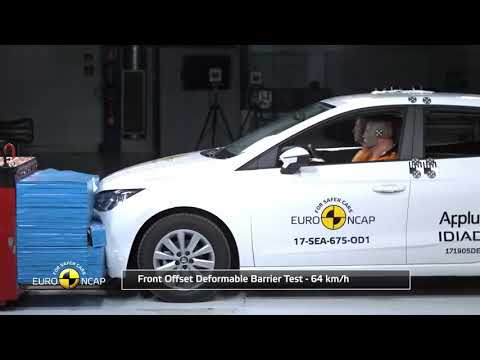 Seat arona Crash Test