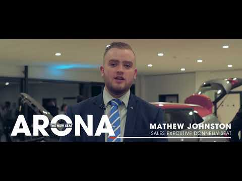 The All New SEAT Arona | Donnelly SEAT Dungannon