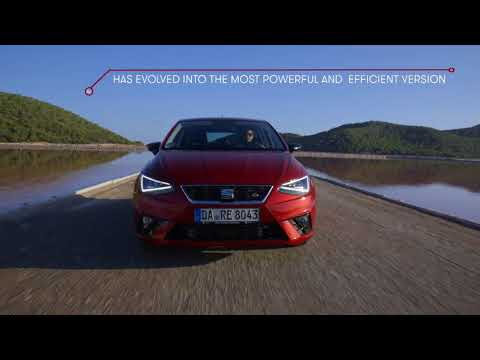 The SEAT Ibiza in Ibiza  WEB