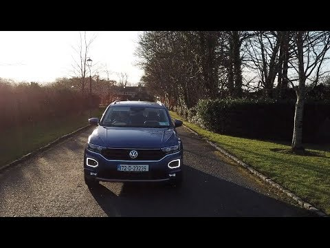 Volkswagen T Roc review 2018 | Irish people try voice control