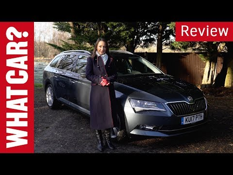 2018 Skoda Superb Estate review – Is this all the car you'd ever need? | What Car?