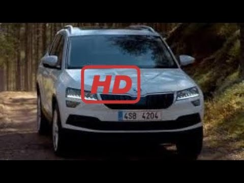 News Cars 2018 Skoda Karoq   Exterior indoors and Drive Luxury Cars
