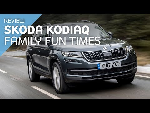 Skoda Kodiaq: Your next SUV?