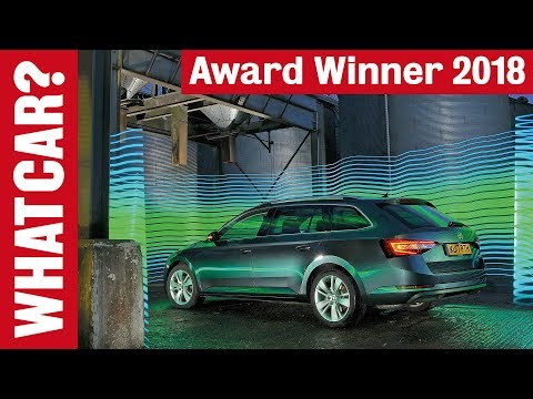Skoda Superb Estate: why it's our 2018 Estate Car of the Year | What Car?