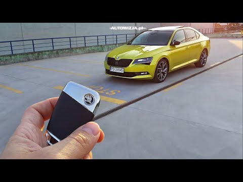 Skoda Superb Sportline 2.0 TSI 280 4x4 TEST POV Drive & Walkaround ENGLISH SUBTITLES