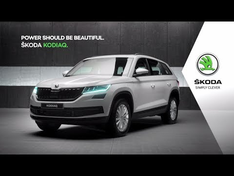 The New SKODA KODIAQ #ReconnectwithGood