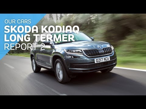 What's it like to live with a Skoda Kodiaq? Report Two