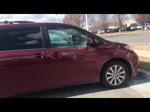 2014 All Wheel Drive Toyota Sienna at Young Toyota 1945 N Main Logan UT Ask For Stephanie