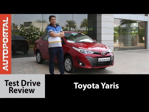 2018 Toyota Yaris Test Drive Review - Autoportal